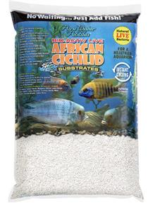 NATURAL WHITE CICHLID SAND Kg.9,07