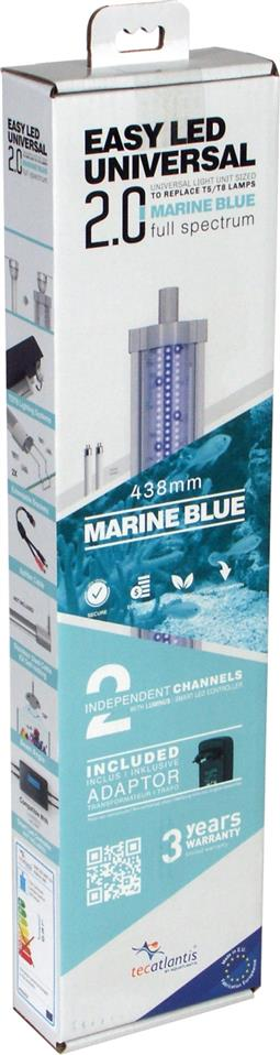 EASYLED MARINE BLU 2.0 438mm
