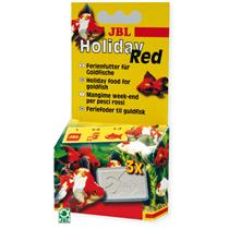 HOLIDAY RED 20g - 3 Blocchi