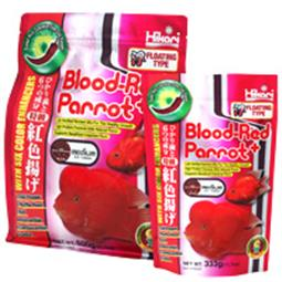 BLOOD-RED PARROT 333g